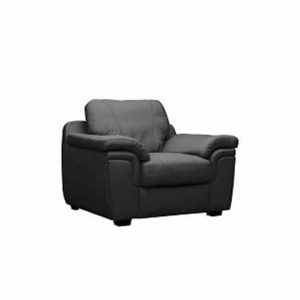 LEATHER SOFA 1-SEATER XL-9905