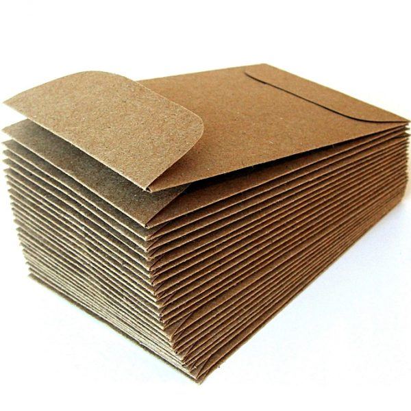 BROWN MANILA ENVELOPE A5 25 PACK