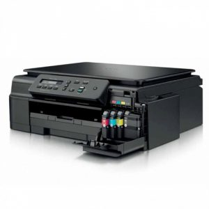 Brother Inkjet Color Printer MFC DCP-J100