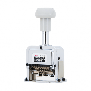 DELI NUMBERING MACHINE 8 DIGIT