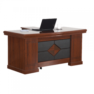 Direct Office Executive Desk DRVO Red-Brown