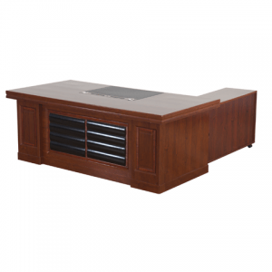 Direct Office Executive Desk GNO Red-Brown
