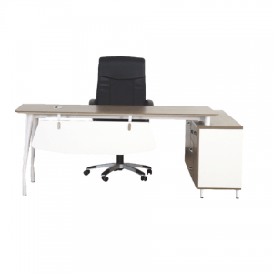 Direct Office Executive Desk Zakenmen Oak