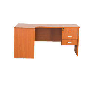 Direct Office Work Desk L Shape Single