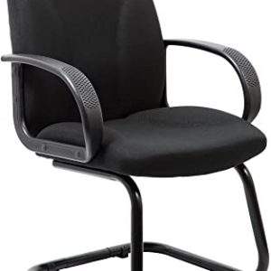FABRIC VISITOR OFFICE CHAIR SCT-04 BLACK