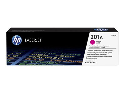 HP 201A Magenta Original Laserjet Toner (CF401A) Cartridge