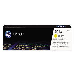 HP 201A yellow Original Laserjet Toner (CF401A) Cartridge
