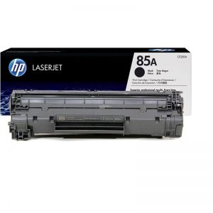 HP 85A Original Laserjet Toner Catridge Black