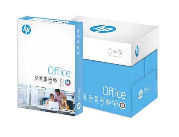 HP Office Printing Paper A4 80 GSM 1 Box