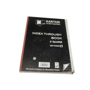 KARATASI COUNTER BOOK INDEX A4 3Q