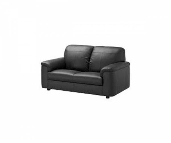 LEATHER SOFA 2-SEATER XL-9905