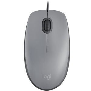 Logitech M110 Silent Mouse USB Wired