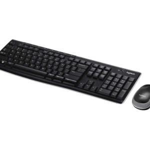 Logitech Wireless Combo Keyboard + Mouse MK270