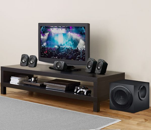 Logitech Z906 5.1 Surround Speaker System