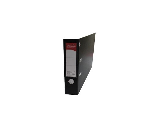 "OFFICE POINT BOX FILE 7400 A3 3"" BLACK"