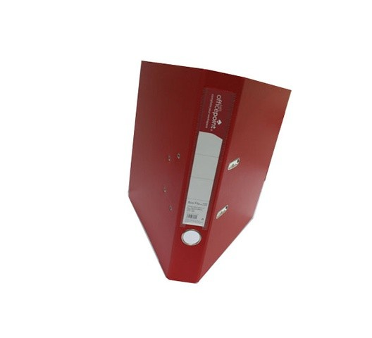 OFFICE POINT BOX FILE 9308 NARROW RED