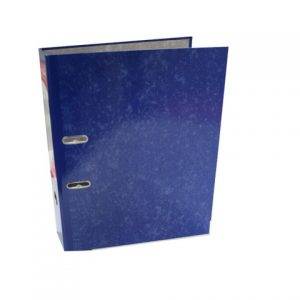"OFFICE POINT BOX FILE 9608E A4 3"" BLUE"