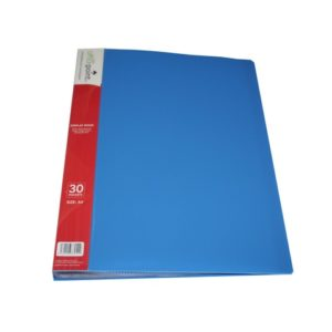 OFFICEPOINT DISPLAY BOOK 30PK BLUE