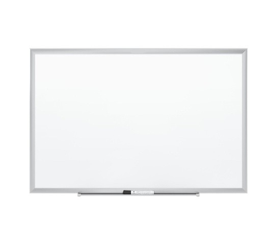 Office Point White Board Magnetic 8 x 4ft