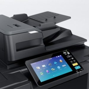 Toshiba E-Studio 2010AC Digital Colour Multi function Printer