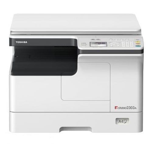 Toshiba E-studio 2303AM Black & White Multi functional Printer