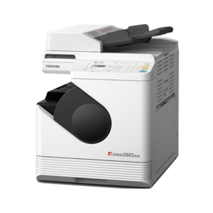 Toshiba E-studio 2802AM Black & White Multi functional Printer
