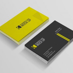 Double Sided Business Card – 200 Pack
